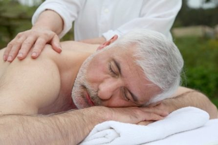 Elderly Massage