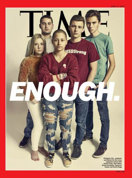 Time Cover2018